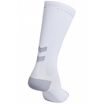 Носки Hummel ELITE COMPRESSION SOCK белые - фото 2