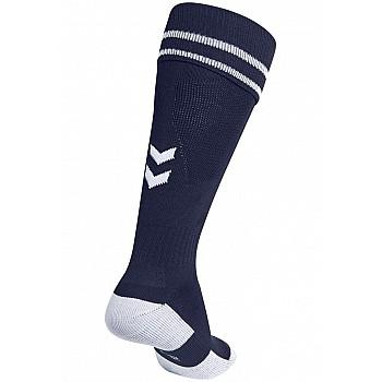 Носки Hummel ELEMENT FOOTBALL SOCK темно-синие - фото 2