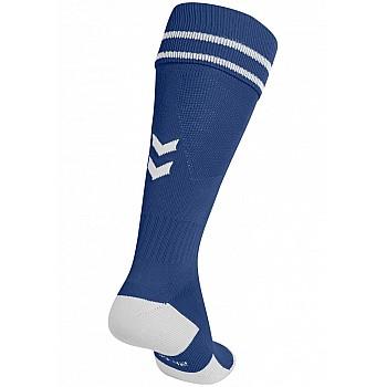 Носки Hummel ELEMENT FOOTBALL SOCK сине-белые - фото 2