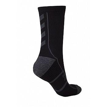 Носки функциональные Hummel TECH INDOOR SOCK LOW черные - фото 2