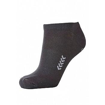 Носки Hummel ANKLE SOCK серые - фото 2