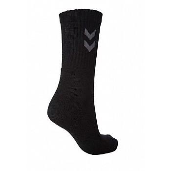 Носки Hummel 3-PACK BASIC SOCK черные - фото 2