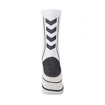 Носки функциональные Hummel TECH INDOOR SOCK LOW бело-черные - фото 2