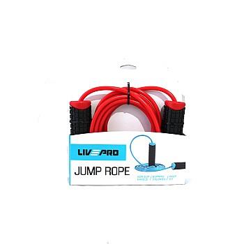 Скакалка LivePro PVC  JUMPROPE - фото 2