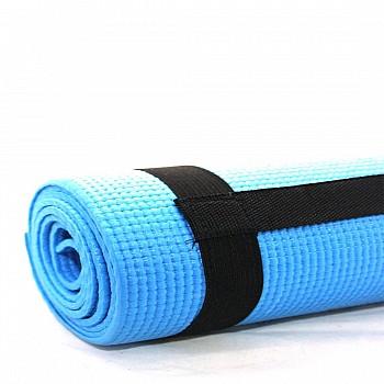 Переноска для йога коврика LiveUp YOGA STRAP - фото 2