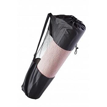 Коврик для йоги YNIZ PV YOGA MAT розовый - фото 2