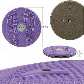 Диск вращающийся d=25 см фиолет. LS3165B MAGNETIC TR - фото 2