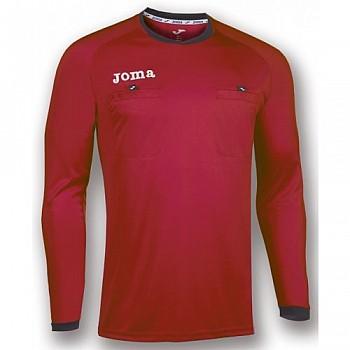 Судейская футболка Joma ARBITRO красная