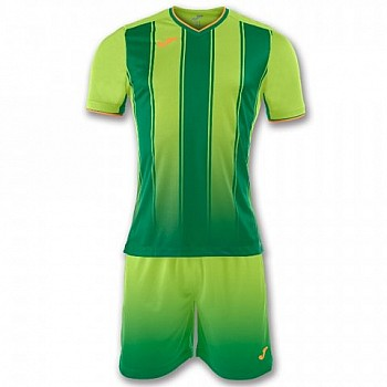 Комплект футбольной формы Joma PRO-LIGA зелёный