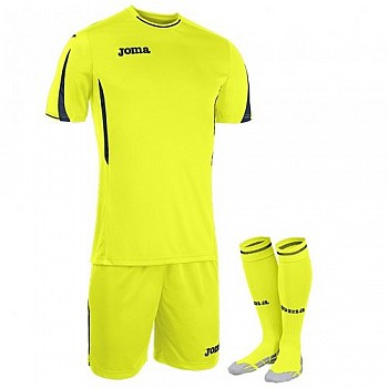 Комплект футбольной формы Joma ROMA, жёлтая