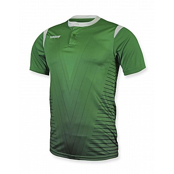 Футбольная форма Europaw 011 зеленая - фото 2