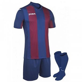 Комплект футбольной формы Joma PISA V, синий