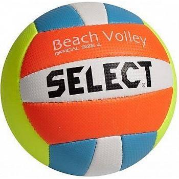 Мяч волейбольный Select BEACH VOLLEY NEW размер 4