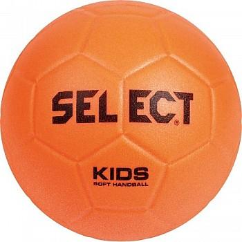 Мяч гандбольный SELECT Kids Soft оранжевый