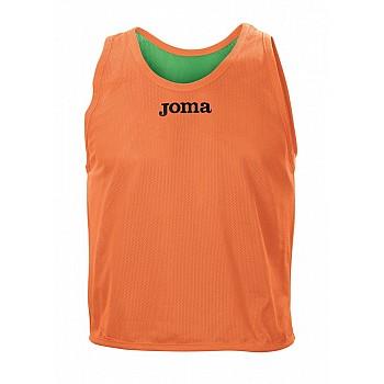 Манишка Joma двусторонняя оранжево-зеленая