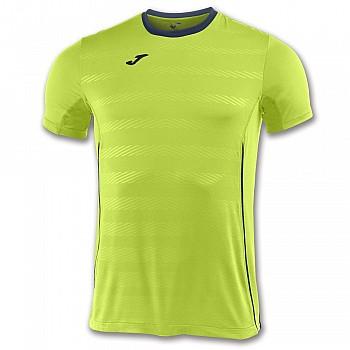 Волейбольная футболка Joma MODENA лаймовая