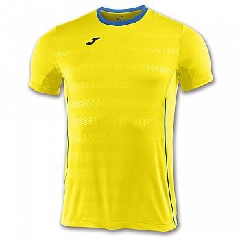 Волейбольная футболка Joma MODENA желтая