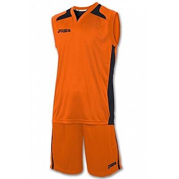 Баскетбольная форма Joma CANCHA оранжево-черная