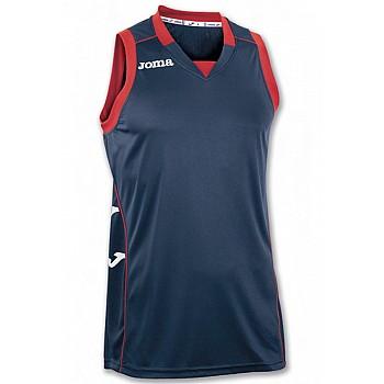 Баскетбольная форма Joma CANCHA II т.сине-красная