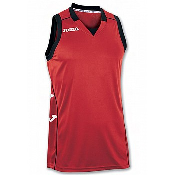Баскетбольная форма Joma CANCHA II красно-черная