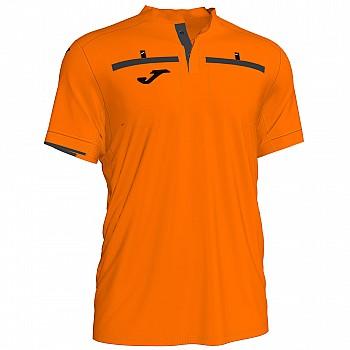 Судейская футболка Joma RESPECT II оранжевая