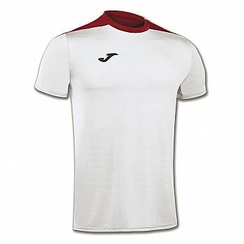Волейбольная футболка Joma SPIKE бело-красная