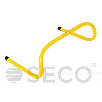 Барьер для бега SECO® 15 см желтого цвета
