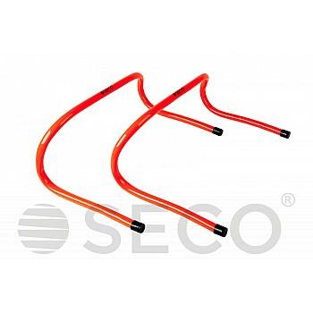 Барьер для бега SECO® 15 см оранжевого цвета