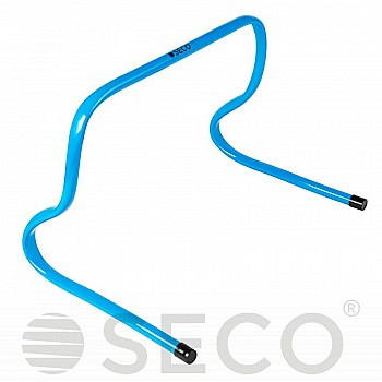 Барьер для бега SECO® 30 см синего цвета