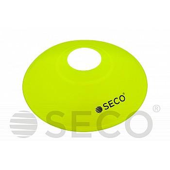 Тренировочная фишка SECO® цвет салатовый неон