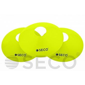 Тренировочная фишка SECO® цвет салатовый неон - фото 2