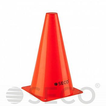 Тренировочный конус SECO® 23 см оранжевого цвета