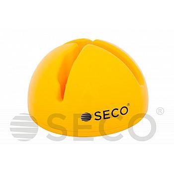База под слаломную стойку SECO желтого цвета
