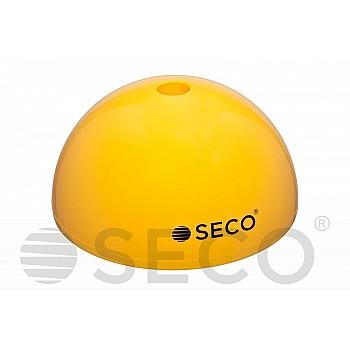 База под слаломную стойку SECO® желтого цвета 18080104