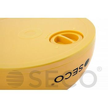 База под слаломную стойку SECO® желтого цвета 18080104 - фото 2