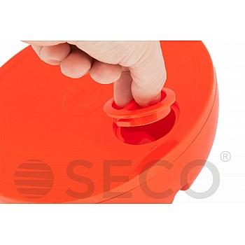 База под слаломную стойку SECO® оранжевого цвета - фото 2