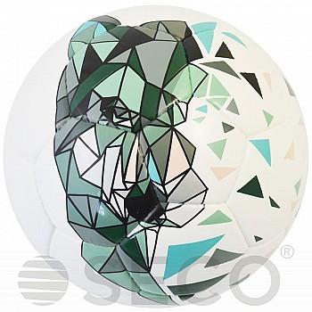 Мяч футбольный SECO® Wolf размер 5 - фото 2