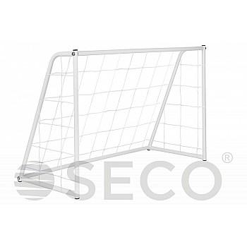 Футбольные ворота SECO® 150х110х60 см с сеткой