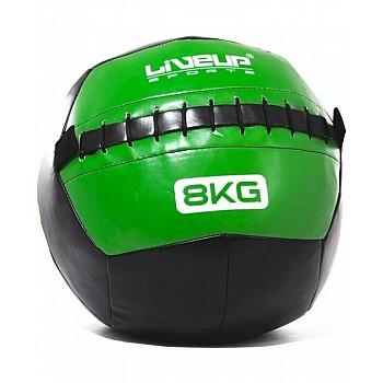 Мяч для кроссфита LiveUp WALL BALL 8 кг LS3073-8