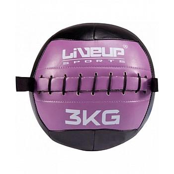 Мяч для кроссфита LiveUp WALL BALL 3 кг LS3073-3