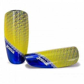 Щитки Joma J-PRO 400503.019 желто-темно-синие
