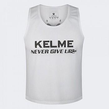 Манишка Kelme бело-черная K15Z248.9103
