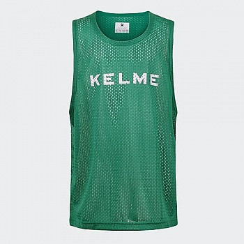 Манишка Kelme детская зеленая K15Z247.9311