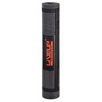 Коврик для йоги LiveUp Yoga Mat Total Black (Limited Edition) - фото 2