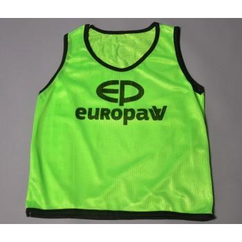 Манишка Europaw logo детская салатовая [YM] - фото 2