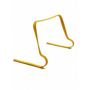 Барьер скоростной Europaw гибкий 15 см желтый [15 см]