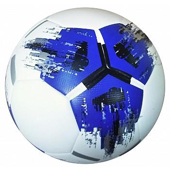 Мяч футбольный Competition Ball бело-сине-черный [№5]