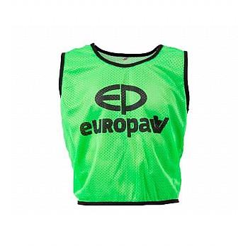 Манишка Europaw logo 3\4 зеленая [XL]