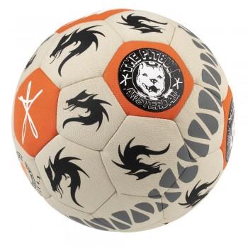 Мяч для футбольного фристайла Select Monta Freestyler  беж/помаранч, 4,5