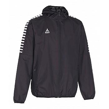 Ветровка SELECT Argentina all-weather jacket  чорний, 12 років